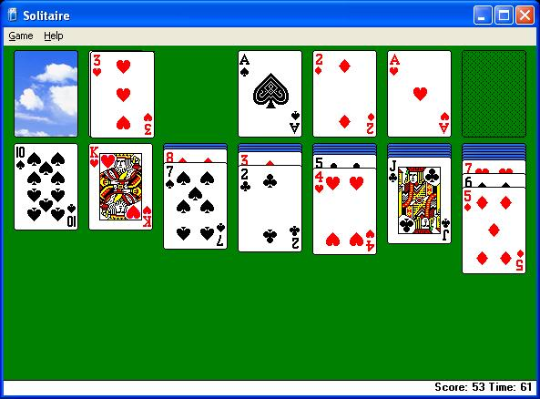 free solitaire card games play now