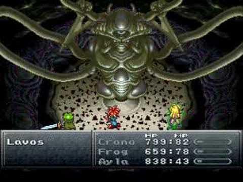 Chrono Trigger Final Boss
