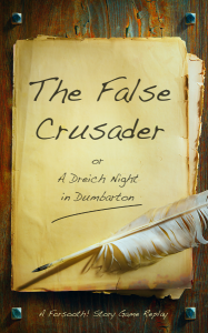 The False Crusader